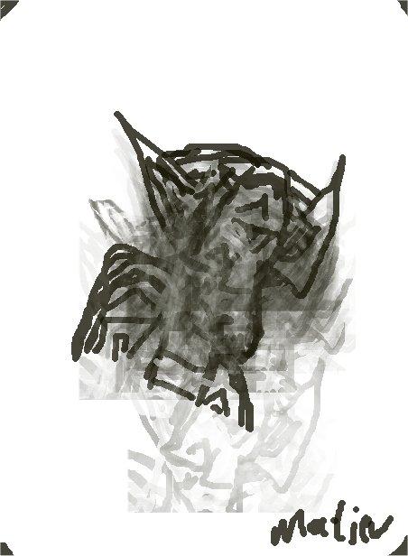 """""""demon 2"""" - matieu 2016"""