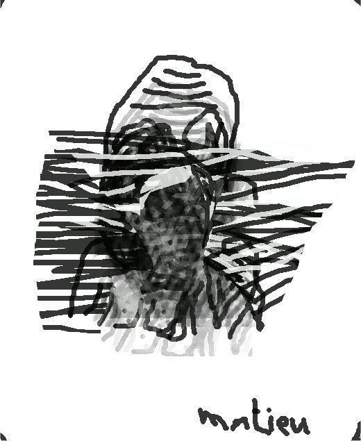 """""""portrait"""" - matieu 2016"""